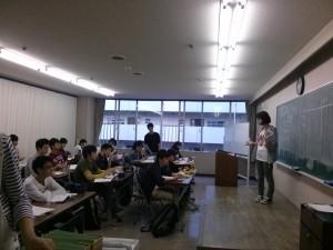英語授業クラス